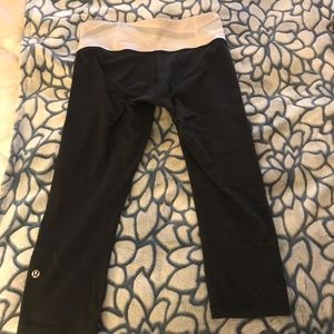 Lululemon reversible legging -size M